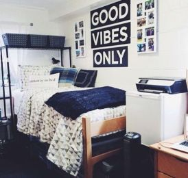 Beautiful dorm room organization ideas 05