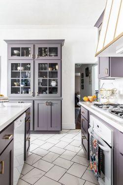 Creative kitchen cabinets makeover ideas 15