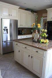 Creative kitchen cabinets makeover ideas 26