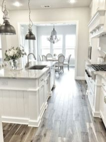 Creative kitchen cabinets makeover ideas 33