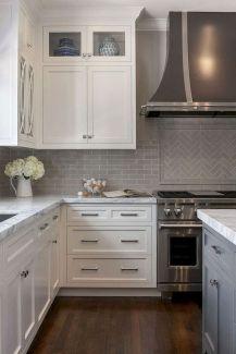 Creative kitchen cabinets makeover ideas 39