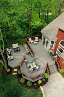 Fabulous porch design ideas for backyard 04