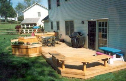 Fabulous porch design ideas for backyard 24