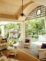 Fabulous porch design ideas for backyard 26