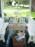 Fabulous porch design ideas for backyard 27
