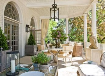 Fabulous porch design ideas for backyard 42
