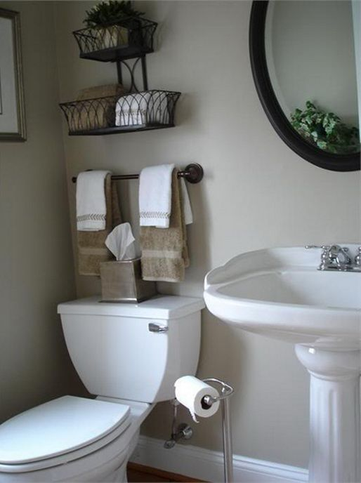 Fantastic small bathroom ideas for apartment 06