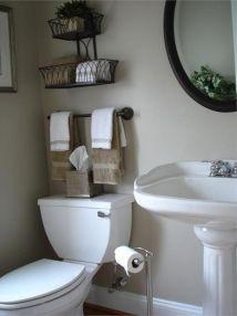 Fantastic small bathroom ideas for apartment 06