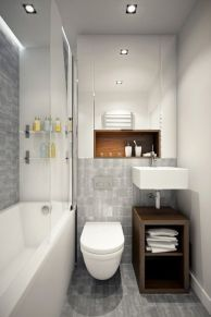 Fantastic small bathroom ideas for apartment 18