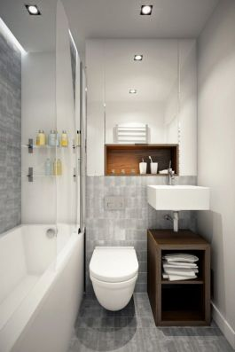 Fantastic small bathroom ideas for apartment 18