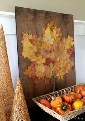 Modern diy autumn decorations to fall for this season 07