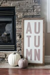 Modern diy autumn decorations to fall for this season 17