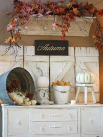 Modern diy autumn decorations to fall for this season 28