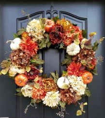 Modern diy autumn decorations to fall for this season 40