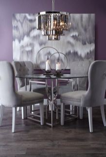 Modern spring dining room decoration ideas 21