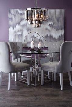 Modern spring dining room decoration ideas 21