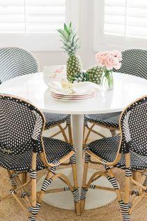 Modern spring dining room decoration ideas 33