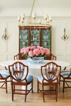 Modern spring dining room decoration ideas 34