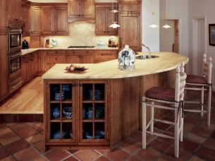 Popular modern french country kitchen design ideas 37