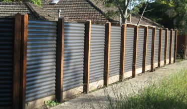 Popular privacy fence ideas 04