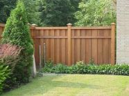 Popular privacy fence ideas 39