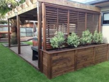 Popular privacy fence ideas 46