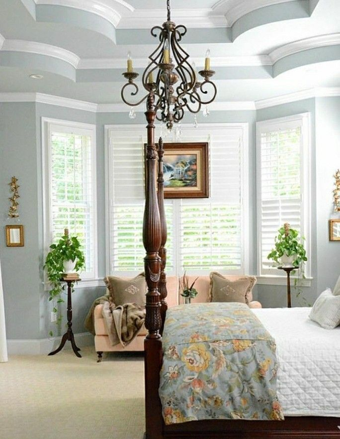 Simple master bedroom remodel ideas for summer 34