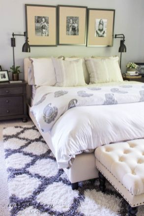 Simple master bedroom remodel ideas for summer 39