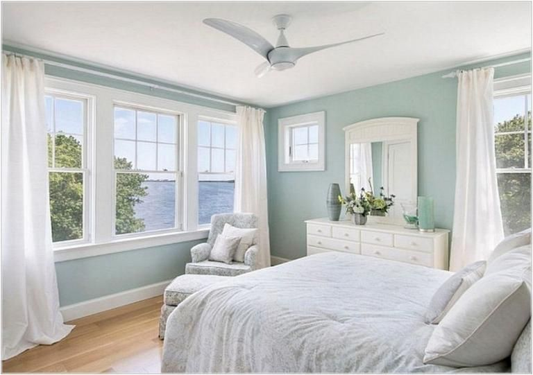 Simple master bedroom remodel ideas for summer 46