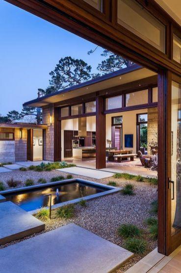 Simply elegant house design ideas 28
