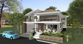 Simply elegant house design ideas 34