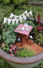Stunning fairy garden decor ideas 03