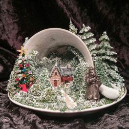 Stunning fairy garden decor ideas 53