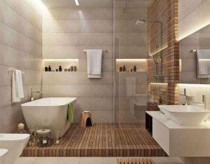 Stunning scandinavian bathroom design ideas 22