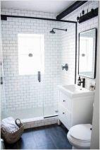 Stunning scandinavian bathroom design ideas 24
