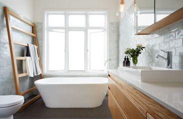 Stunning scandinavian bathroom design ideas 31