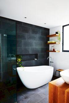 Stunning scandinavian bathroom design ideas 36