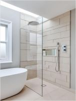 Stunning scandinavian bathroom design ideas 48