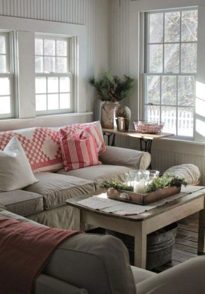 Ultimate romantic living room decor ideas 11
