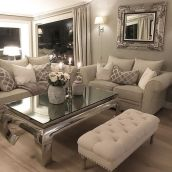 Ultimate romantic living room decor ideas 18