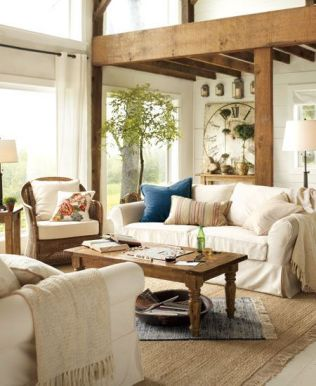 Ultimate romantic living room decor ideas 23