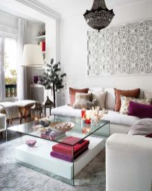 Ultimate romantic living room decor ideas 41
