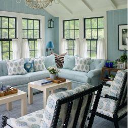 Ultimate romantic living room decor ideas 46