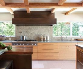 Unique modern contemporary kitchen ideas 11