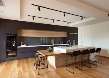 Unique modern contemporary kitchen ideas 15