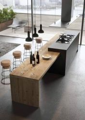 Unique modern contemporary kitchen ideas 38