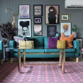 Adorable apartment living room decorating ideas 02
