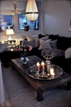 Adorable apartment living room decorating ideas 06