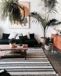Adorable apartment living room decorating ideas 20