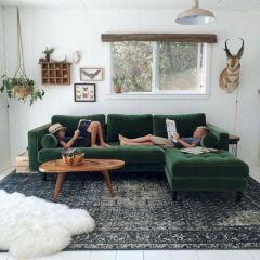 Adorable apartment living room decorating ideas 21